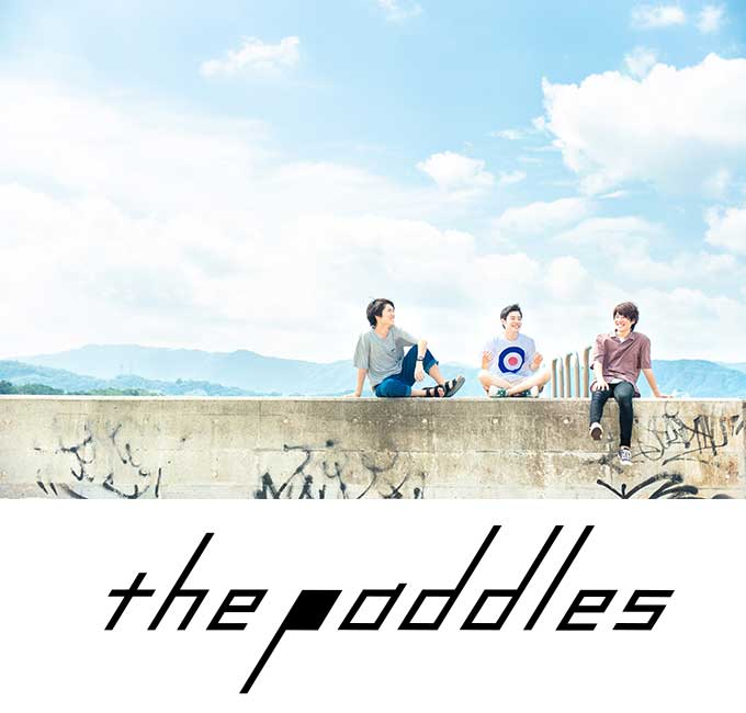 the paddles